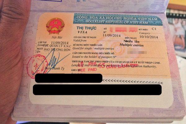 Vietnam Vizesi Nasıl Alınır ?