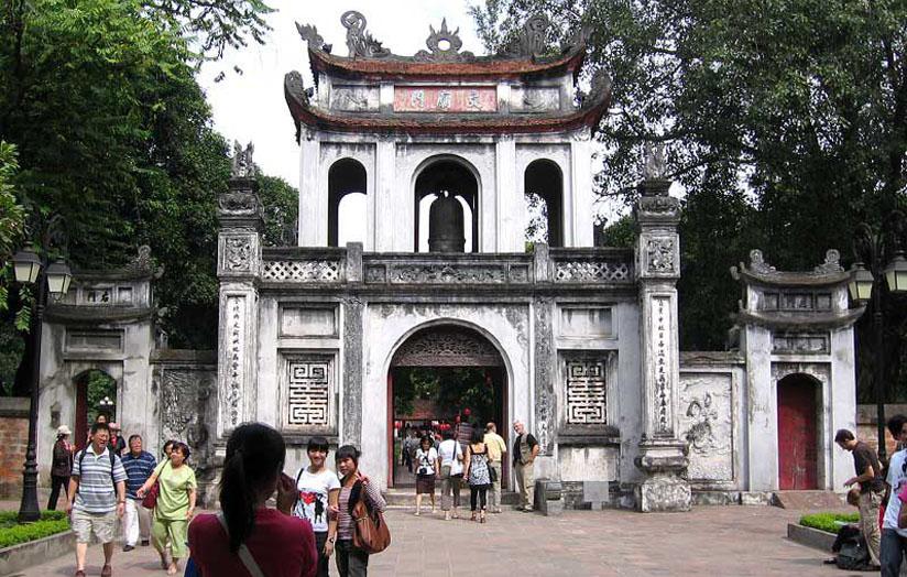vietnam - edebiyat tapınağı