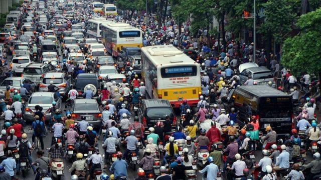 vietnam trafiği