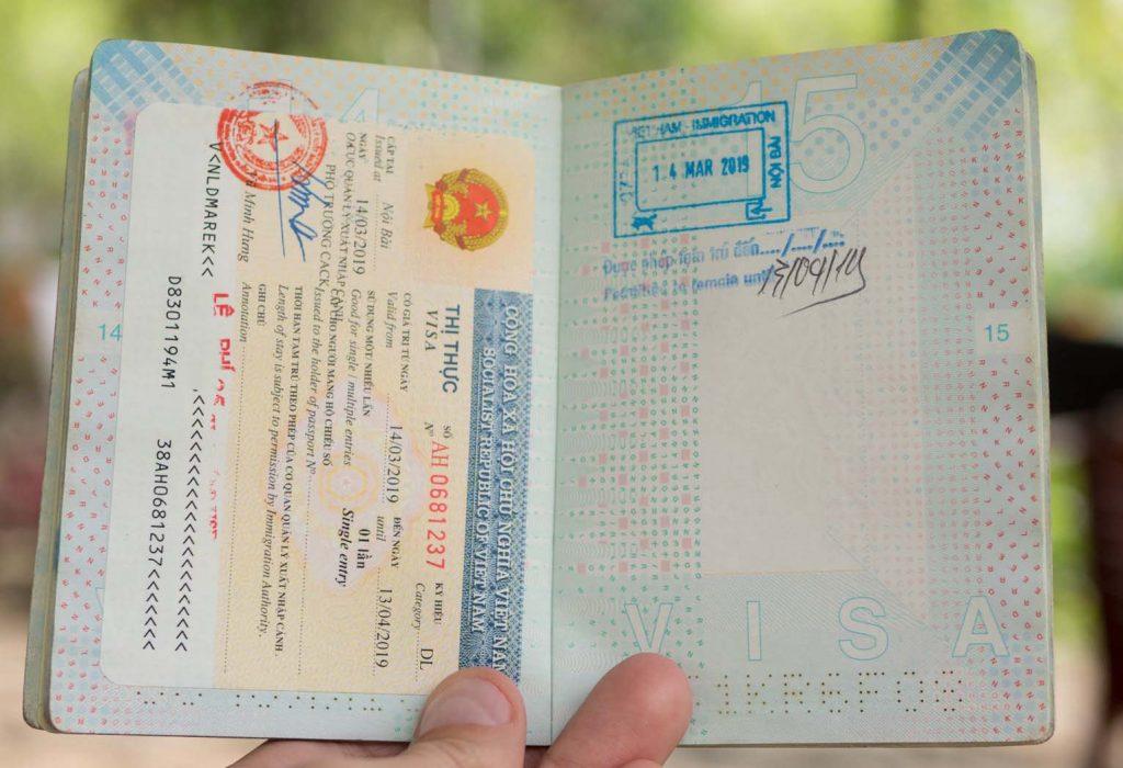 vietnam vizesi 2020